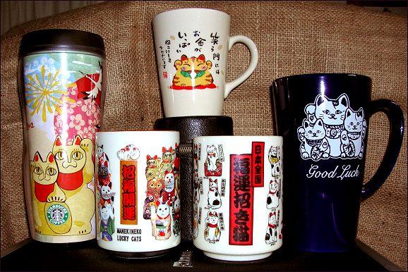 Pg Print 9 Museum Maneki Nekos Picturesamp; Lucky Cat In 0knwOP
